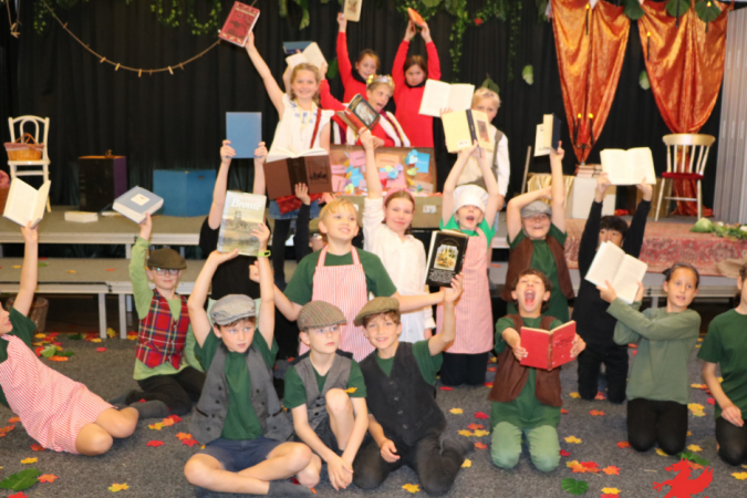 The King's Sentence: Year 5 Drama Production